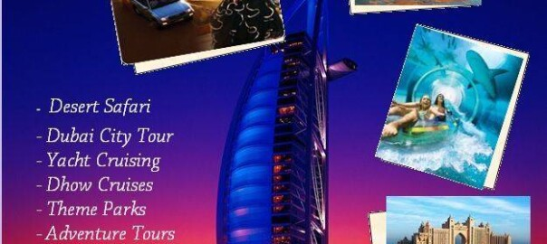 dubai tour packages from pakistan